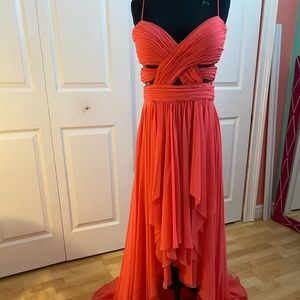 Cache gorgeous Prom or wedding Dress